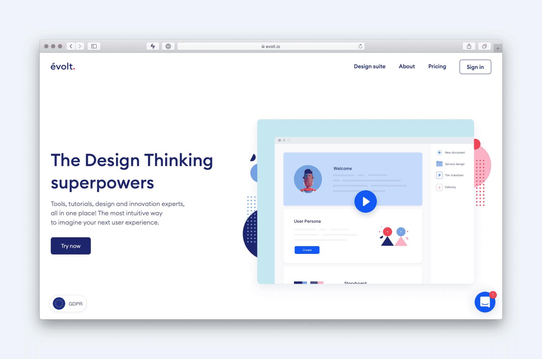 Evolt Website