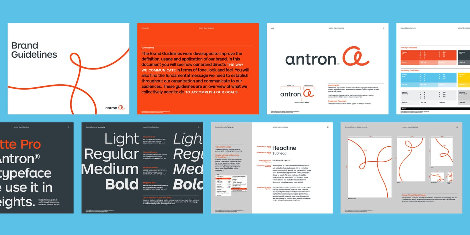 Brand guidelines are rarely digital by default