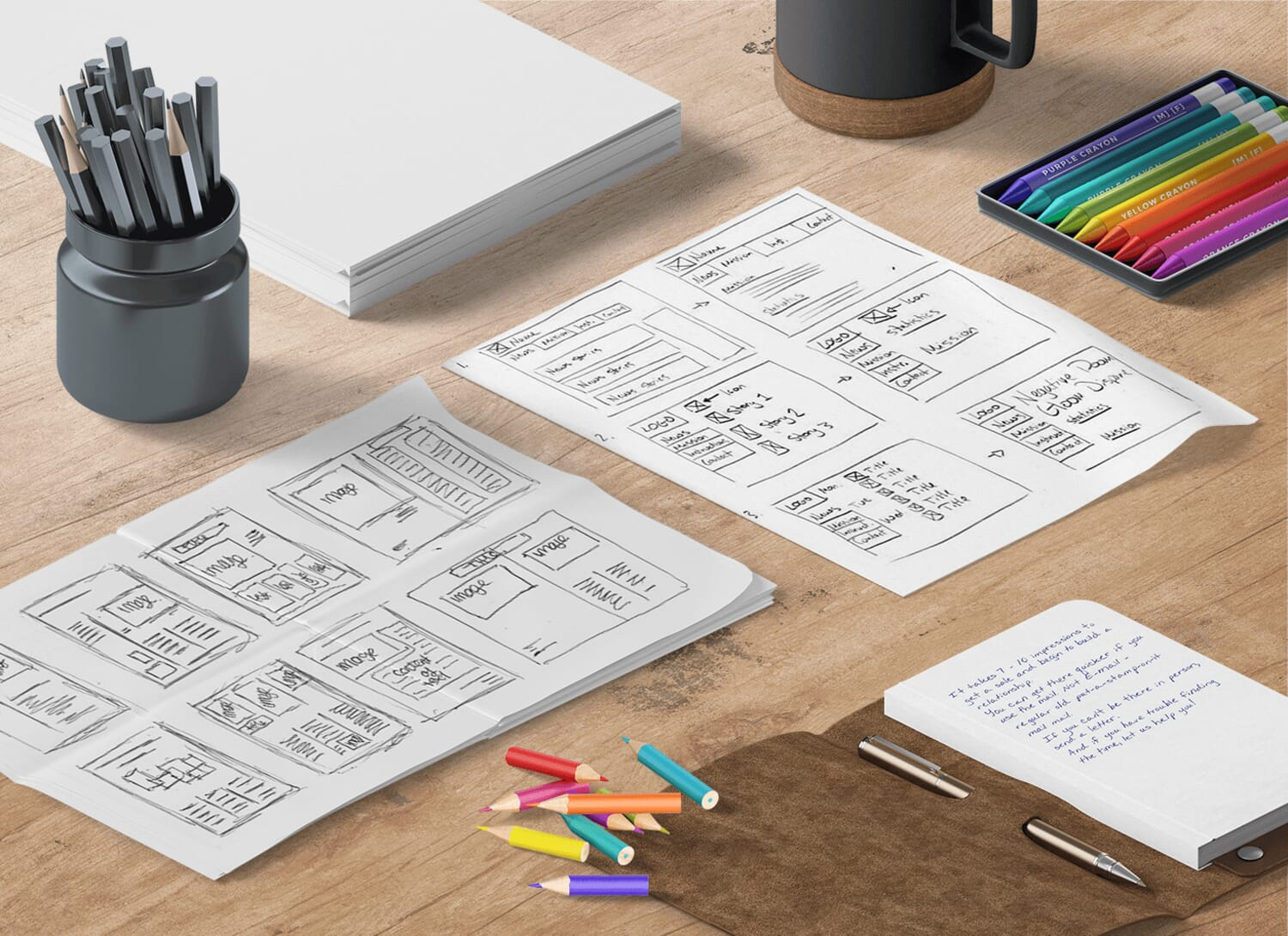 5 exercises to engage clients and stop you wireframing alone
