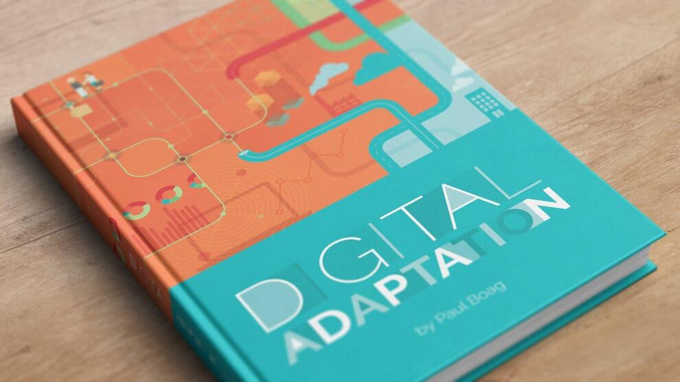 Digital Adaptation Book Cover